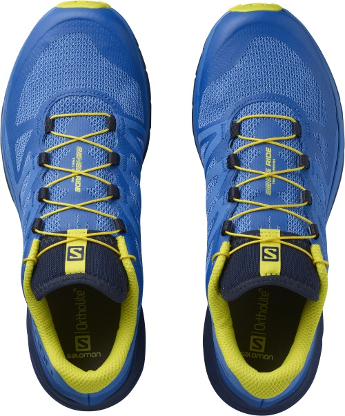 salomon Sense ride trakks specialiste running trail avis