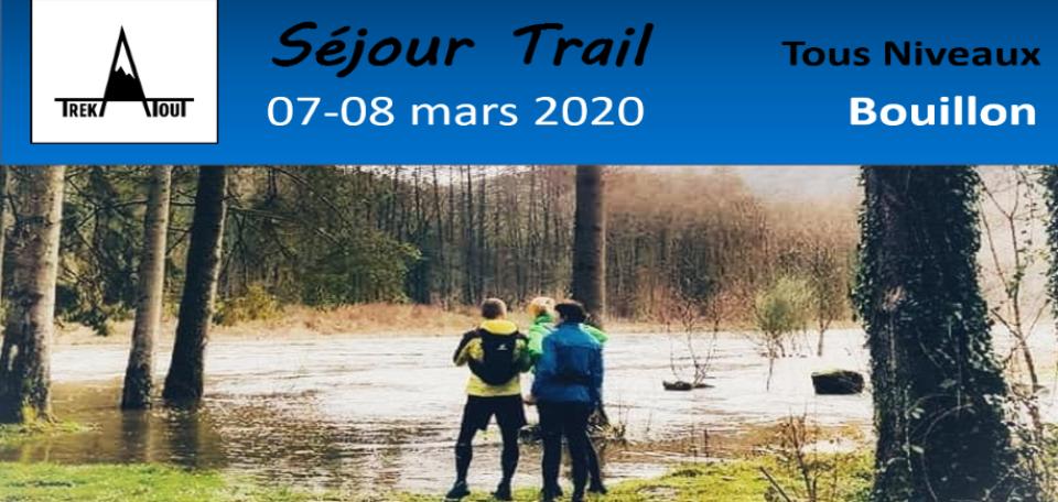 Séjour trail - Bouillon