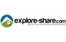 Explore-Share logo